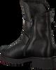 Schwarze GABOR Biker Boots 093 - small