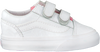 Weiße VANS Sneaker TD OLD SKOOL V WHITE GIRA  - small