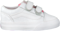 Weiße VANS Sneaker TD OLD SKOOL V WHITE GIRA  - medium