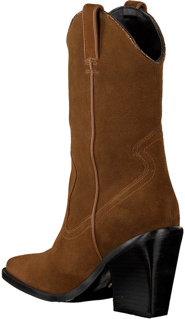 Cognacfarbene BRONX Cowboystiefel NEW-KOLEX  - large
