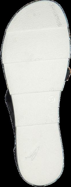 Schwarze OMODA Sandalen 740020  - large