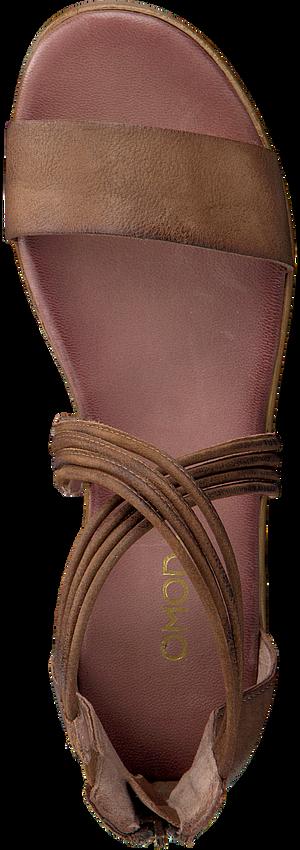 Cognacfarbene OMODA Sandalen 916054  - larger