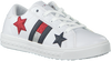 Weiße TOMMY HILFIGER Sneaker LOW CUT LACE UP SNEAKER  - small