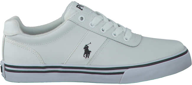 Weiße POLO RALPH LAUREN Sneaker HANFORD KIDS - large