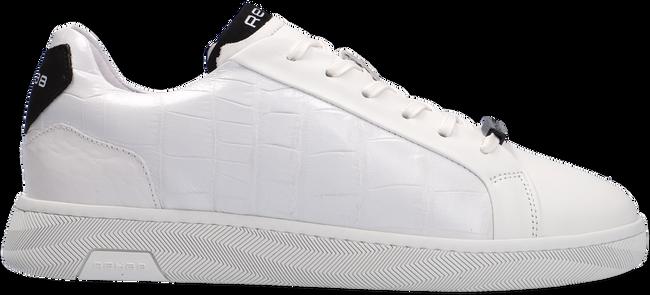 Weiße REHAB Sneaker low ZEKE CROCO  - large