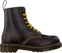 Rote DR MARTENS Schnürboots 1460 PASCAL  - medium