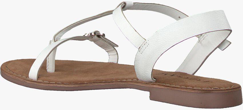 Weiße LAZAMANI Sandalen 75.501  - larger