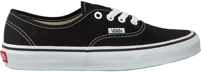 Schwarze VANS Sneaker AUTHENTIC WMN - large