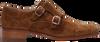 Cognacfarbene PERTINI Loafer 24787  - small