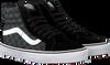 Schwarze VANS Sneaker UA SK8-HI REISSUE UC  - small