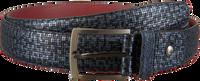 Blaue FLORIS VAN BOMMEL Gürtel 75188  - medium