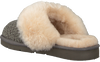 Graue UGG Hausschuhe COZY KNIT SLIPPER - small