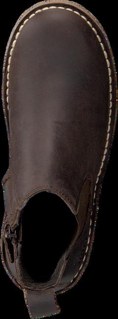 Braune KOEL4KIDS Chelsea Boots KO917-MF-05  - large