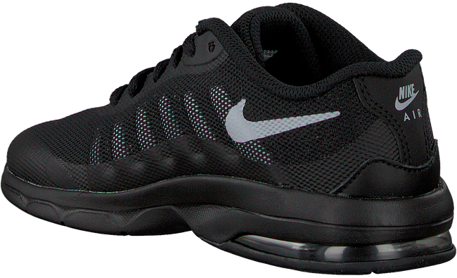 Schwarze NIKE Sneaker low AIR MAX INVIGOR/PRINT(PS)  - large