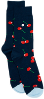 Blaue Alfredo Gonzales Socken CHERRY  - medium