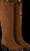 Cognacfarbene NOTRE-V Hohe Stiefel 01-130  - small