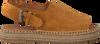 Braune VIA VAI Sandalen MONDI  - small