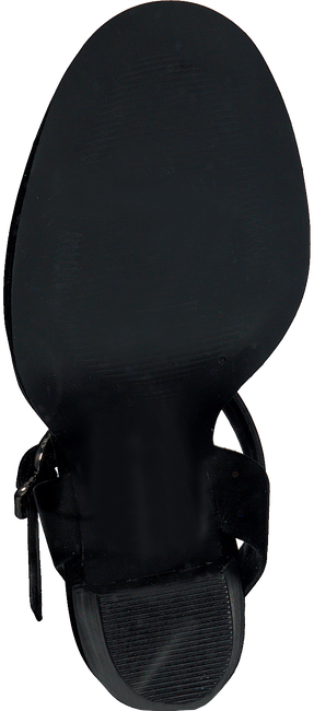 Schwarze BRONX Sandalen BHAYDENX  - large
