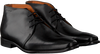 Schwarze VAN LIER Business Schuhe 1958903  - small