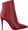 Rote GUESS Stiefeletten FLORD4 LEA09 - small