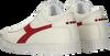 Weiße DIADORA Sneaker high GAME L WAXED ROW CUT  - small
