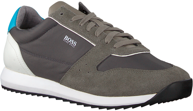 Graue HUGO BOSS Sneaker SONIC RUNN  - large