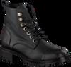 Schwarze OMODA Biker Boots 158 SOLE 456 - small