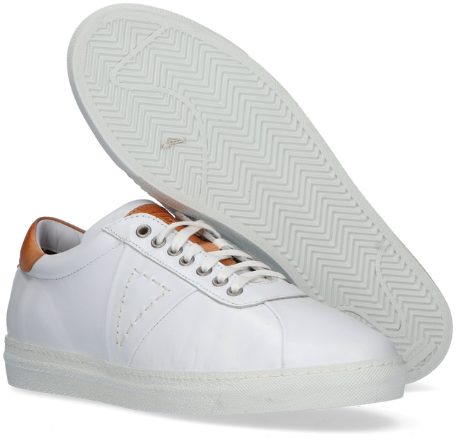 Weiße GREVE Business Schuhe UMBRIA 7249  - large