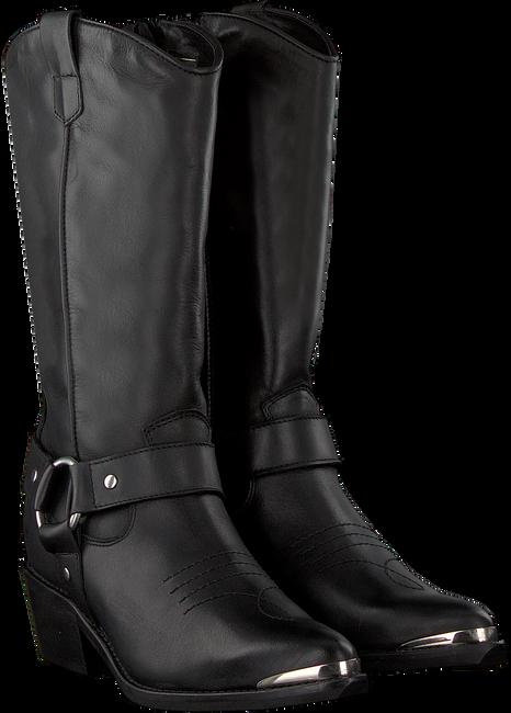Schwarze PS POELMAN Stiefeletten R16313 - large