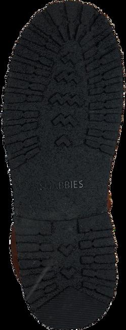 Cognacfarbene SHABBIES Stiefeletten 181020130 - large