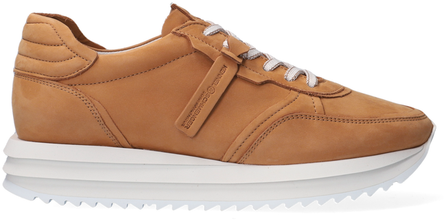 Camelfarbene KENNEL & SCHMENGER Sneaker low 19400  - large
