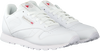 Weiße REEBOK Sneaker CLASSIC LEATHER KIDS - small