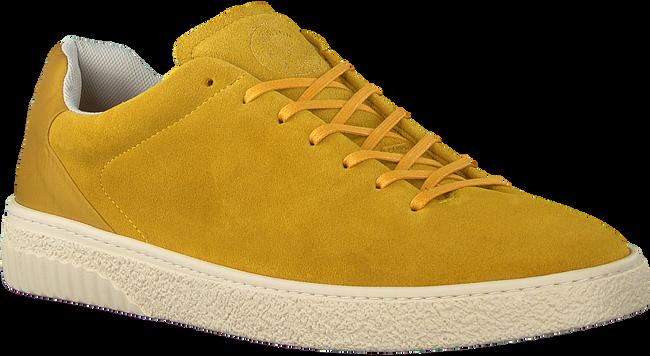 Gelbe SCOTCH & SODA Sneaker low BRILLIANT  - large