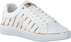 Weiße GUESS Sneaker low BOLIER  - small