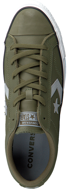 Grüne CONVERSE Sneaker STAR PLAYER OX MEN | Omoda