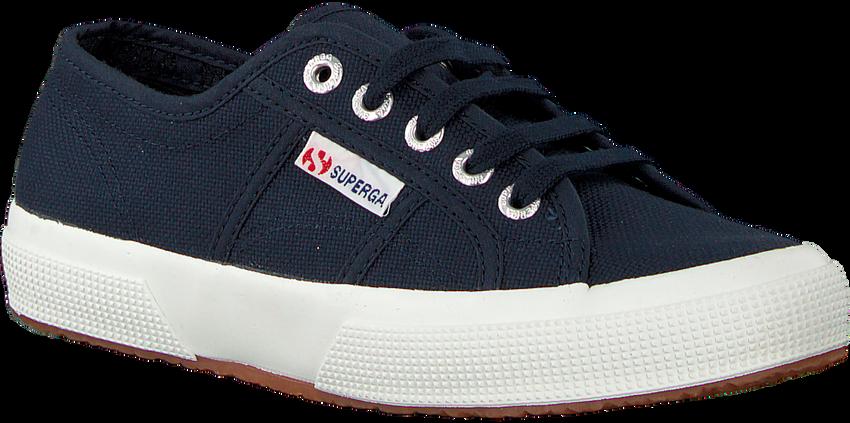 Blaue SUPERGA Sneaker 2750 COTUCLASSIC  - larger