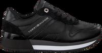 Schwarze TOMMY HILFIGER Sneaker low CORPORATE FEMININE CITY  - medium