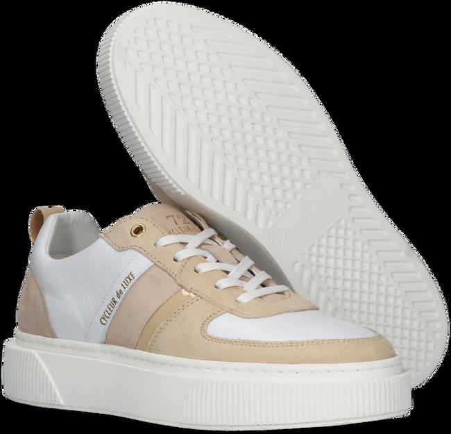 Weiße CYCLEUR DE LUXE Sneaker low LAUREN  - large