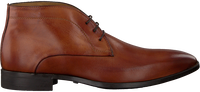 Cognacfarbene MAZZELTOV Business Schuhe 4145  - medium