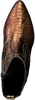Bronzefarbene MARIPE Stiefeletten 31313  - small