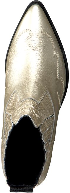 Goldfarbene NUBIKK Stiefeletten ROMEE CURA  - large