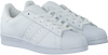 Weiße ADIDAS Sneaker SUPERSTAR DAMES - small