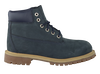 Blaue TIMBERLAND Ankle Boots 6IN PRM WP BOOT KIDS - small