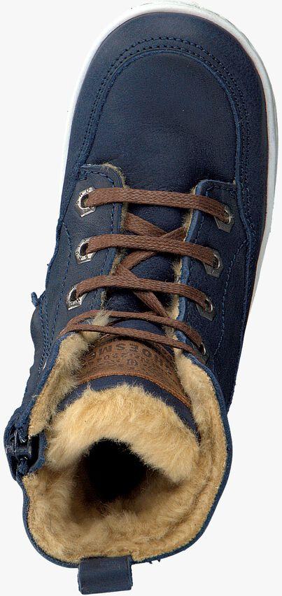 Blaue SHOESME Schnürschuhe UR9W056  - larger