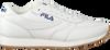Weiße FILA Sneaker ORBIT JOGGER LOW KIDS  - small