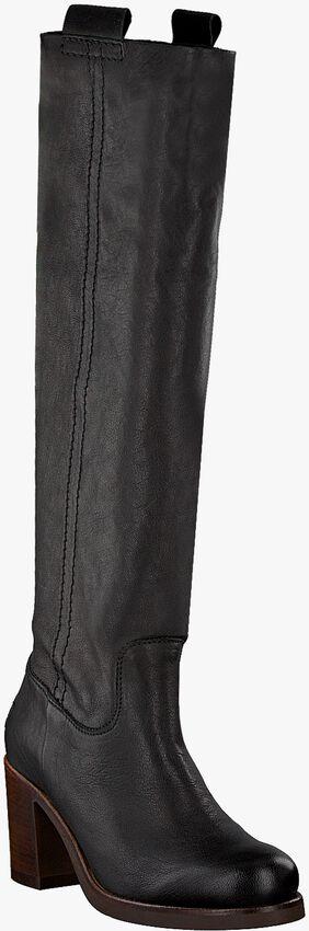 Schwarze SHABBIES Hohe Stiefel 193020038  - larger