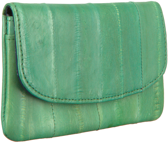 Grüne BECKSONDERGAARD Portemonnaie HANDY RAINBOW AW19  - large