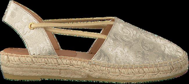 Goldfarbene KANNA Espadrilles KV4363 - large