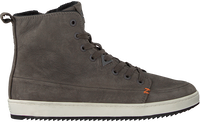 Graue HUB Sneaker high BASE  - medium