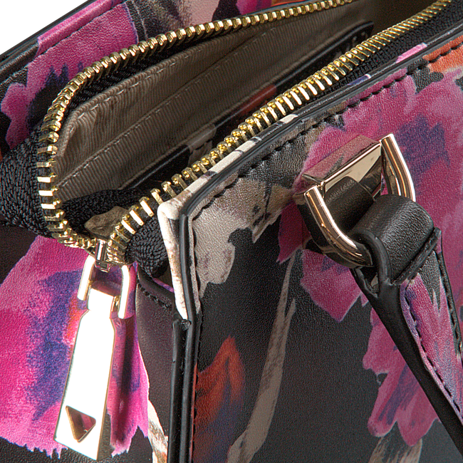 Mehrfarbige/Bunte GUESS Handtasche DALMA MINI SATCHEL  - large